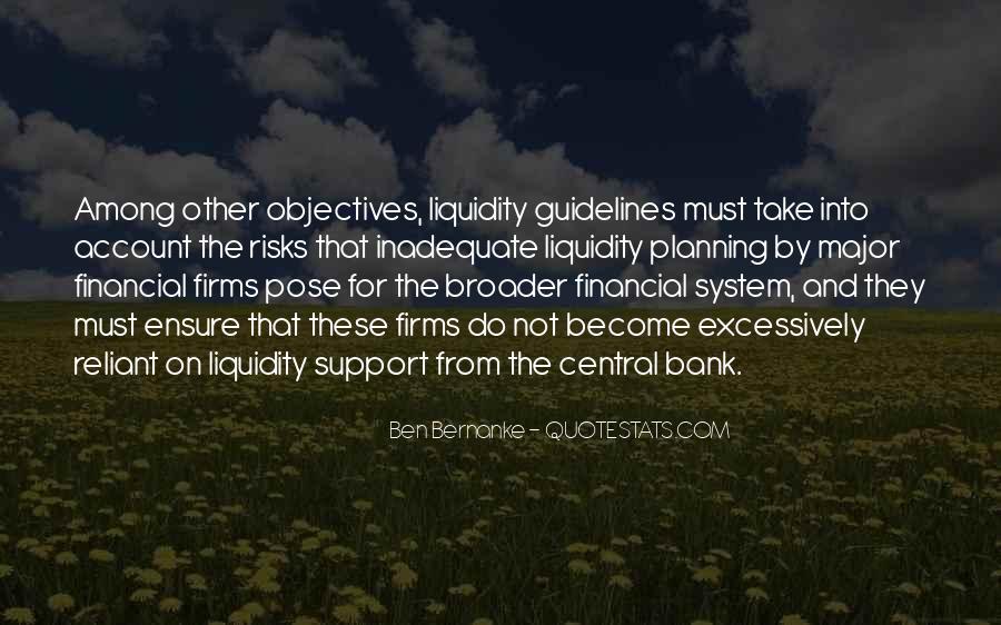 Bernanke Quotes #328794