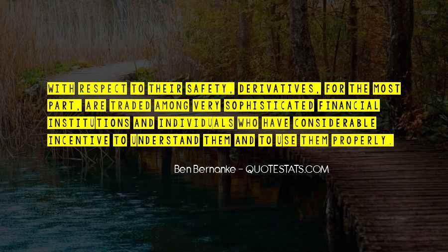 Bernanke Quotes #341875