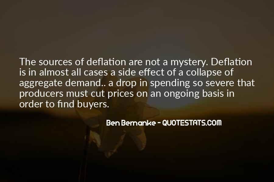 Bernanke Quotes #352422