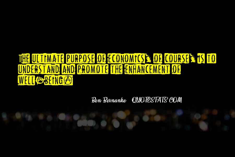 Bernanke Quotes #366603