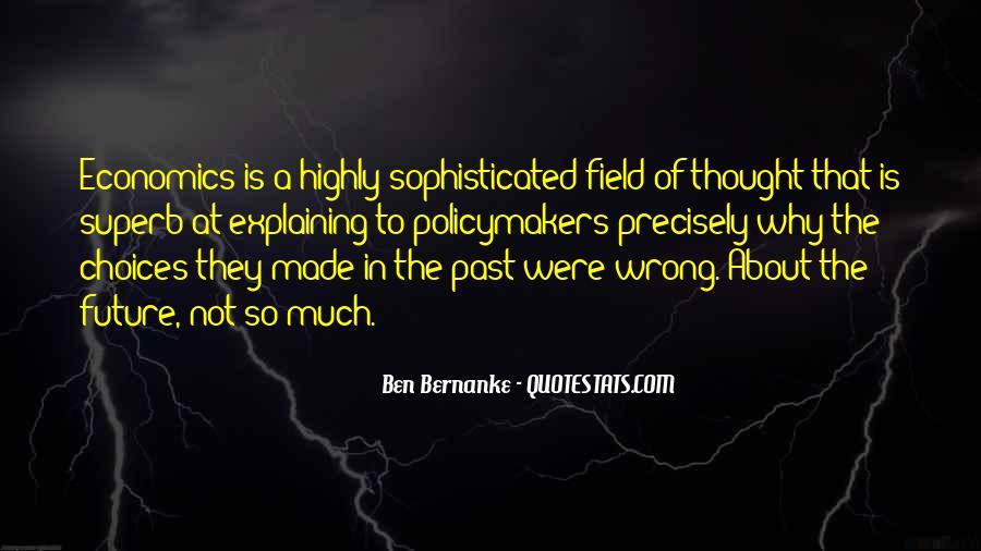 Bernanke Quotes #37103