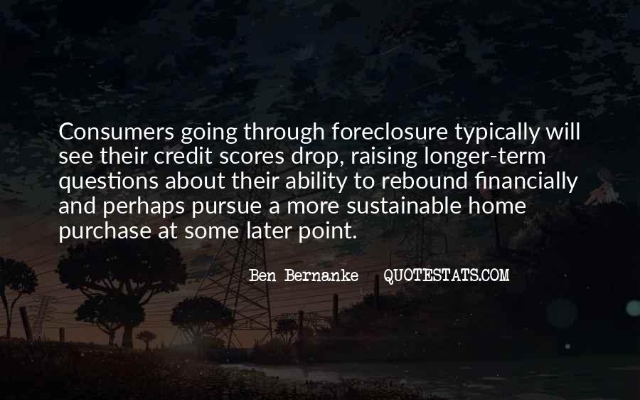 Bernanke Quotes #373974
