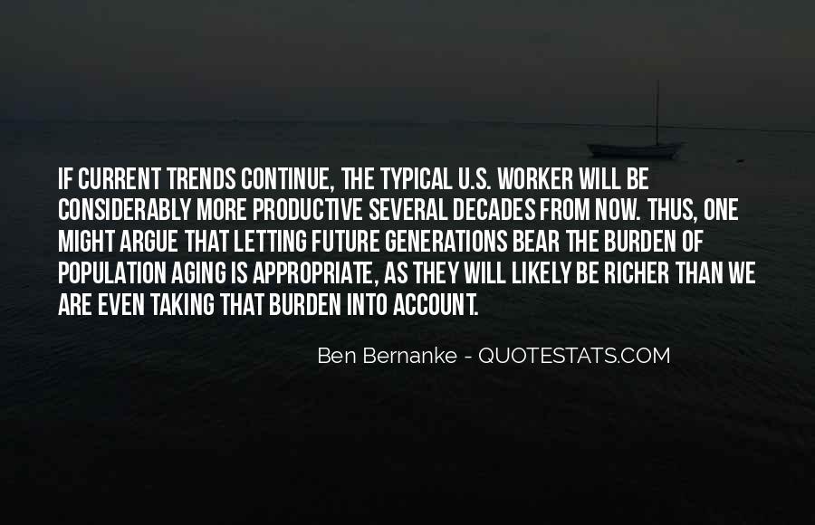 Bernanke Quotes #384302