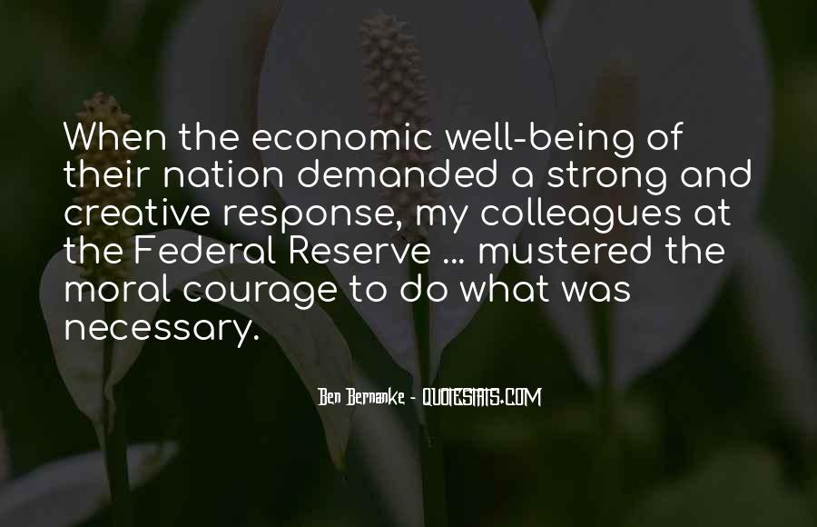 Bernanke Quotes #387966