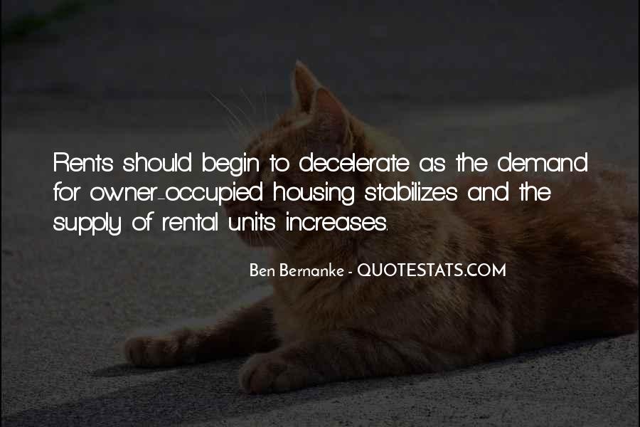 Bernanke Quotes #396490