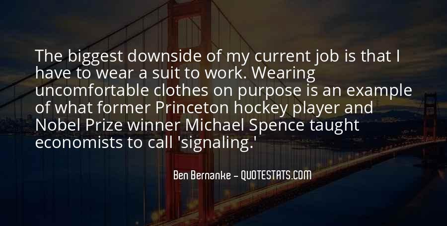 Bernanke Quotes #398966
