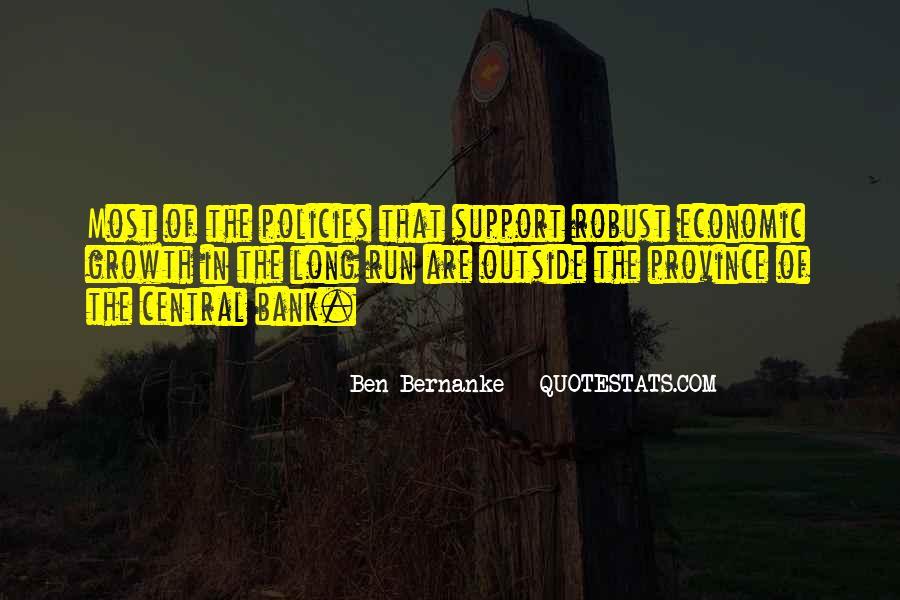 Bernanke Quotes #420481