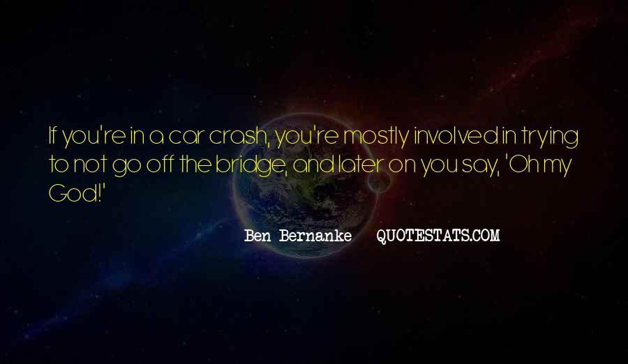 Bernanke Quotes #440791
