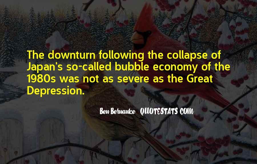 Bernanke Quotes #445793