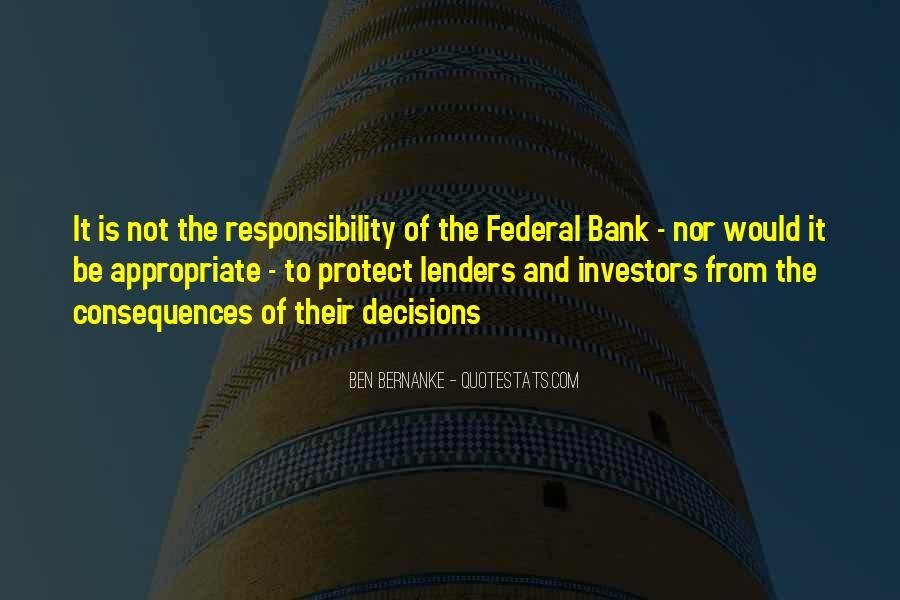 Bernanke Quotes #457969