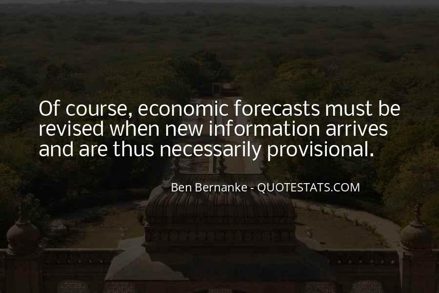 Bernanke Quotes #515614