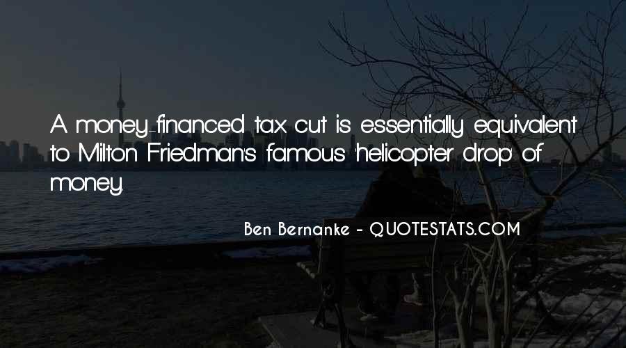 Bernanke Quotes #535440