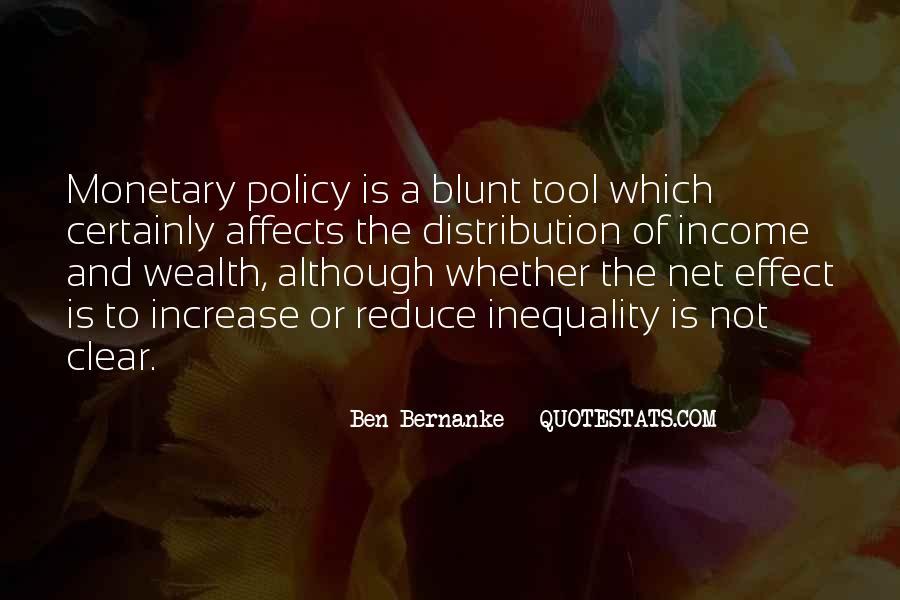 Bernanke Quotes #539068