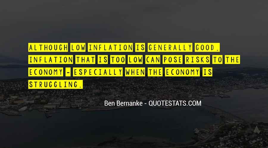 Bernanke Quotes #544029