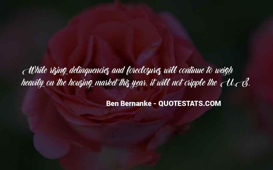 Bernanke Quotes #599026