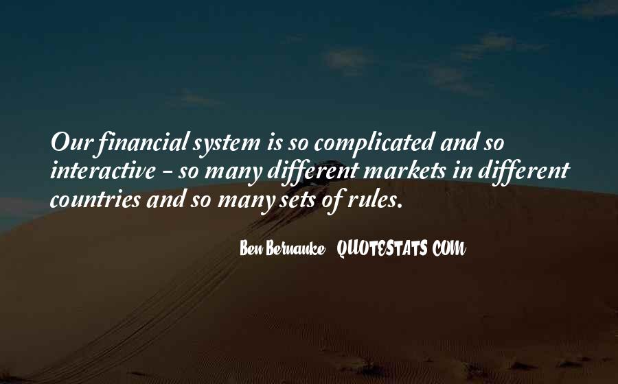 Bernanke Quotes #616386