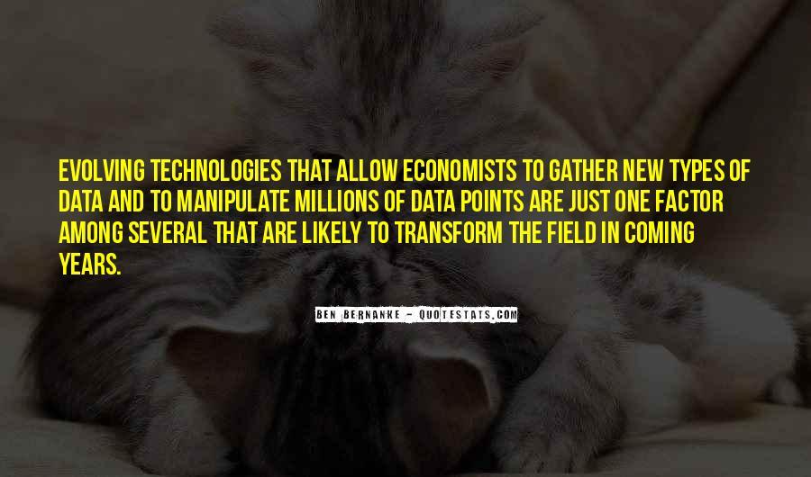 Bernanke Quotes #84849