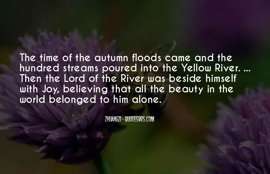 Beside The River Quotes #1191832