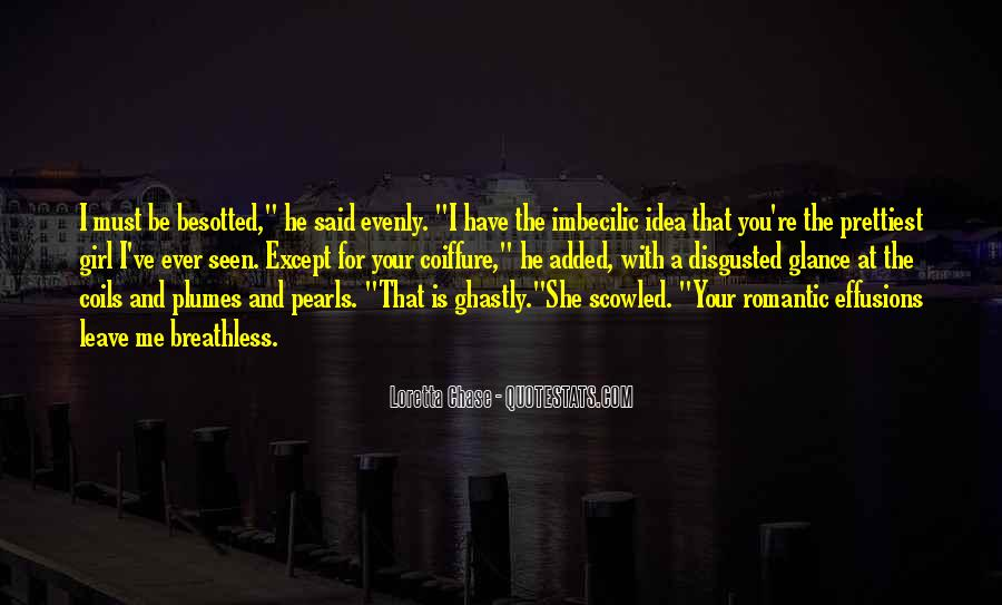 Besotted Quotes #1505243