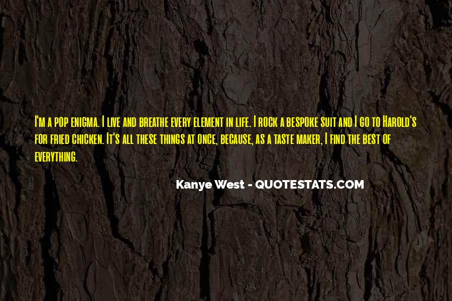 Bespoke Suit Quotes #421485