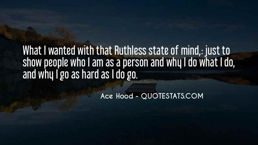 Best Ace Hood Quotes #1466759