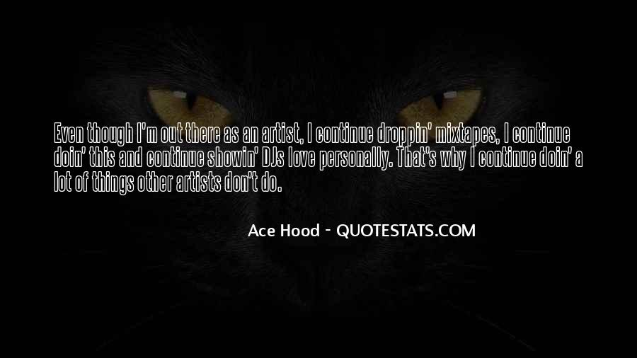 Best Ace Hood Quotes #638429