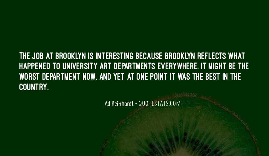 Best Ad Reinhardt Quotes #1863029