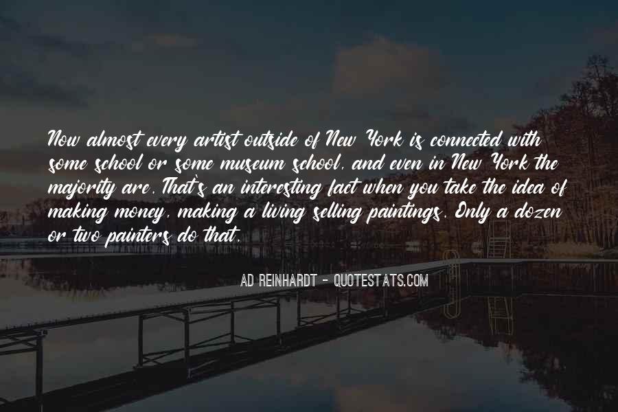 Best Ad Reinhardt Quotes #1868713