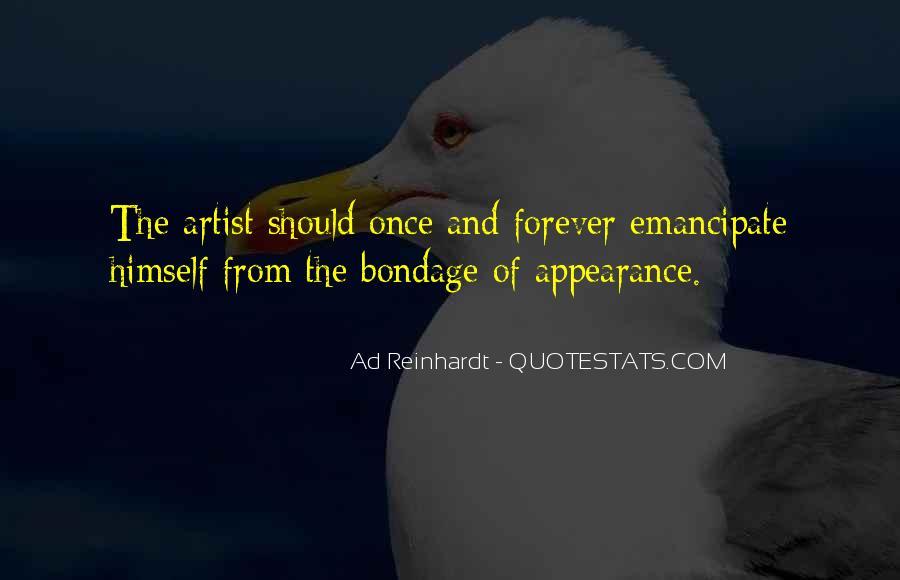 Best Ad Reinhardt Quotes #396486