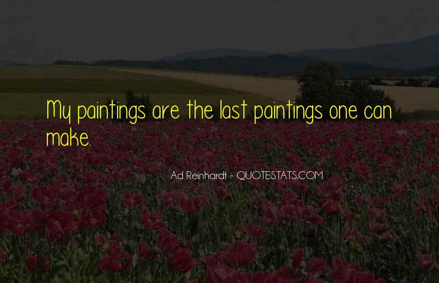Best Ad Reinhardt Quotes #639502