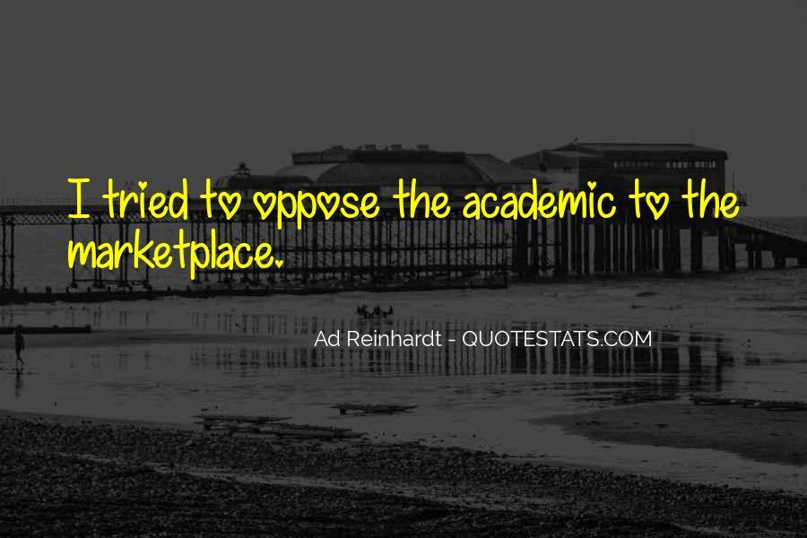 Best Ad Reinhardt Quotes #947424