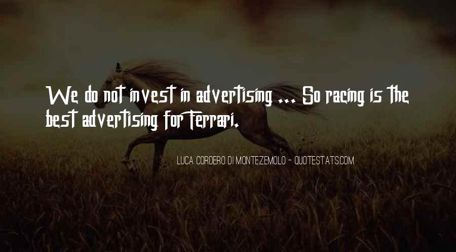 Best Advertising Quotes #1362345