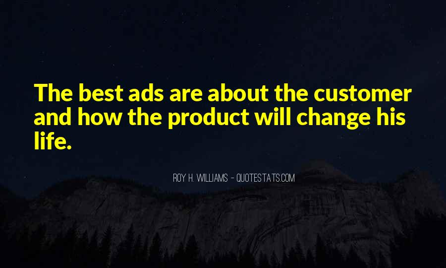 Best Advertising Quotes #257738