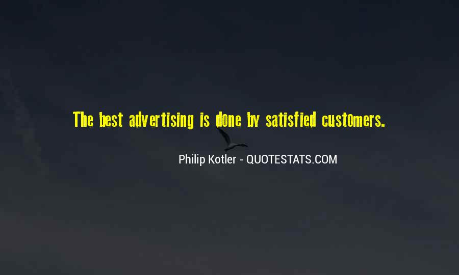 Best Advertising Quotes #781456