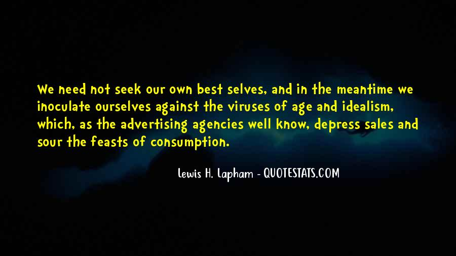 Best Advertising Quotes #852110