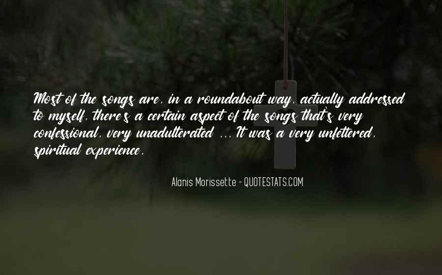 Best Alanis Morissette Song Quotes #1344946