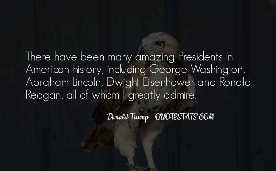 Best American Presidents Quotes #1019963
