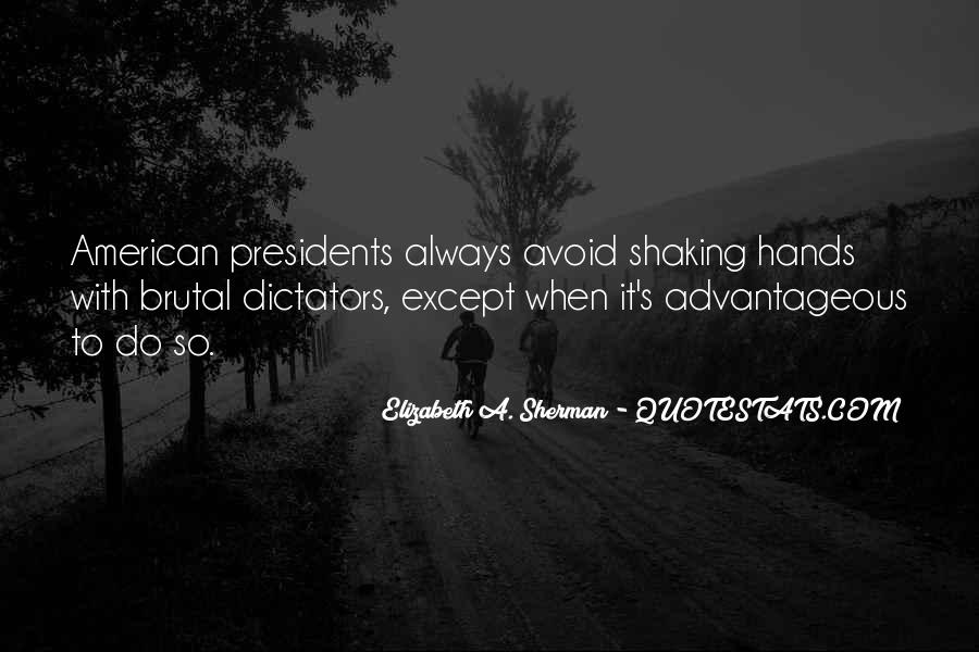 Best American Presidents Quotes #574499