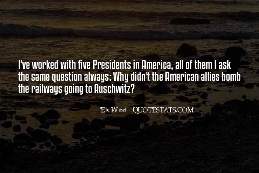 Best American Presidents Quotes #586351