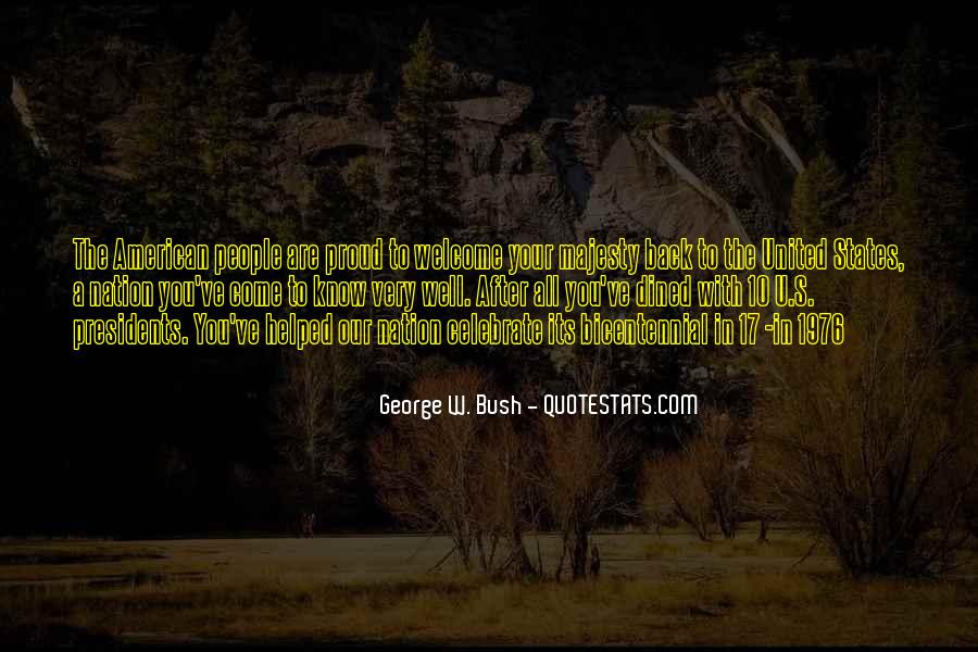 Best American Presidents Quotes #669094