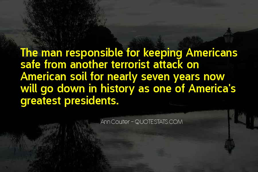 Best American Presidents Quotes #767618