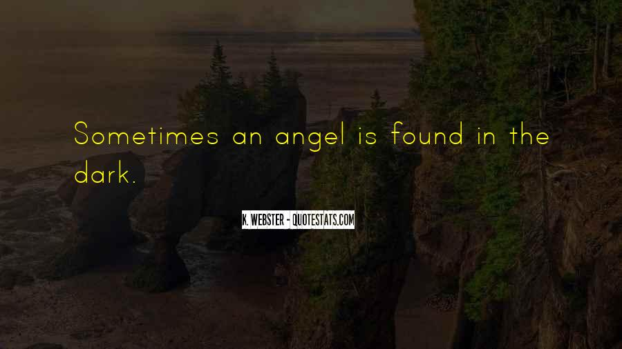Best Angel Series Quotes #1081237