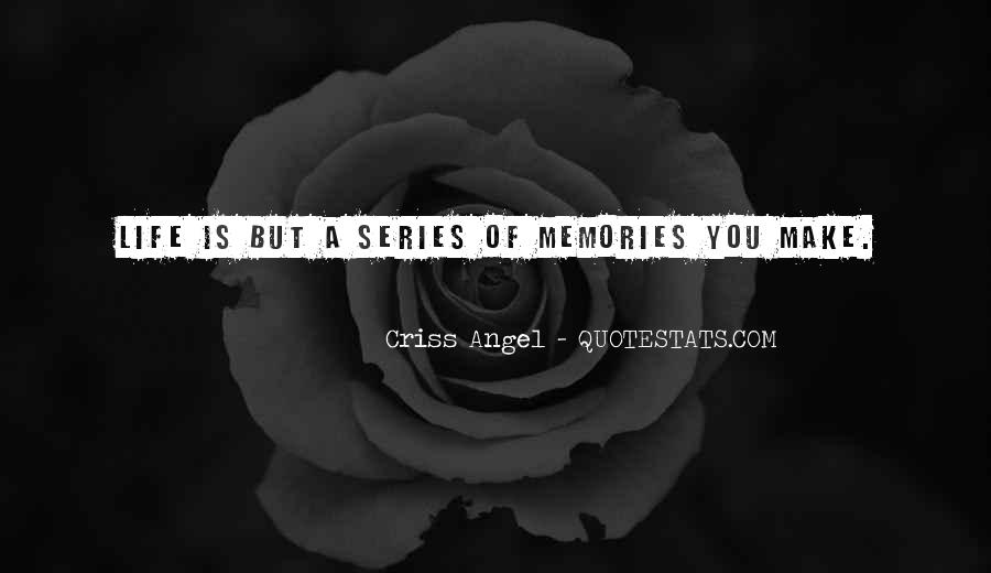 Best Angel Series Quotes #770132