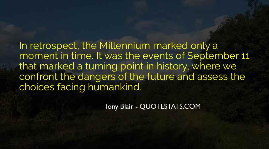 Quotes About The Turning Point #190286