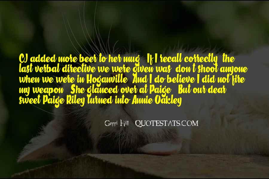 Best Annie Oakley Quotes #1746244