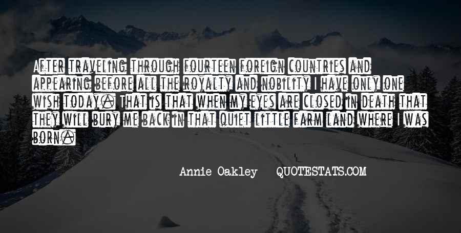 Best Annie Oakley Quotes #558371