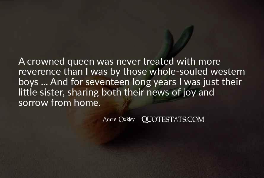 Best Annie Oakley Quotes #832659