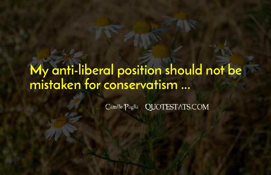 Best Anti Liberal Quotes #799005