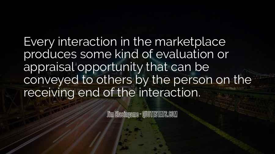 Best Appraisal Quotes #1211638