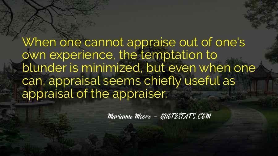 Best Appraisal Quotes #997995